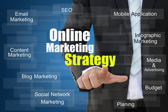 Online Marketing strategy components
